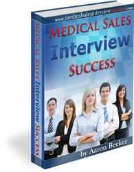 Medical Sales Interview Success
